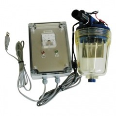 銀イオン発生装置
